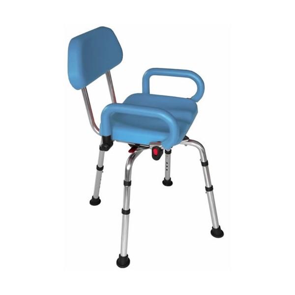 Chaise de douche assise pivotante dupont austra for Chaise de douche