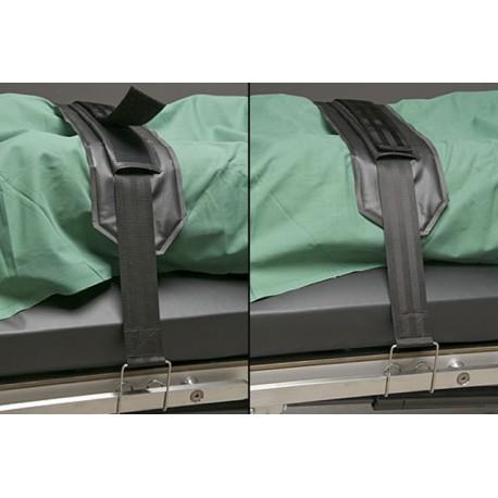 Sangle large jambes ou corps pour table d'opération