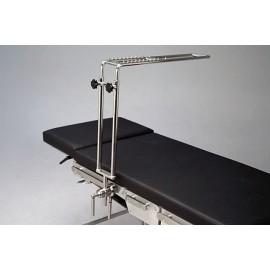 Cadre de chirurgie avec clameau pour table d'opération