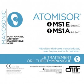 Nébuliseur Atomisor Manosonique MS1