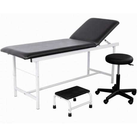Mobilier de cabinet médical Holtex Divan, Marchepied et Tabouret