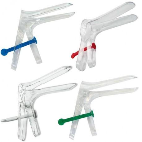 Spéculum gynécologique stérile type CUSCO à usage unique