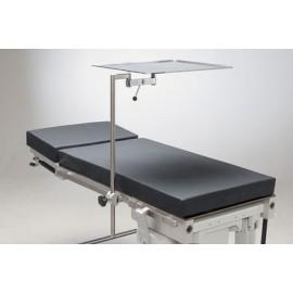 Table à instruments Reison articulée pour table d'opération