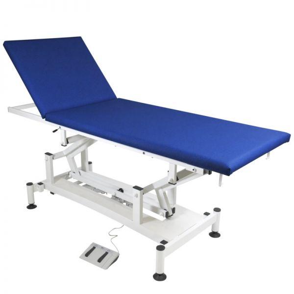 Divan d 39 examen m dical lectrique hauteur variable caix for Divan d examen