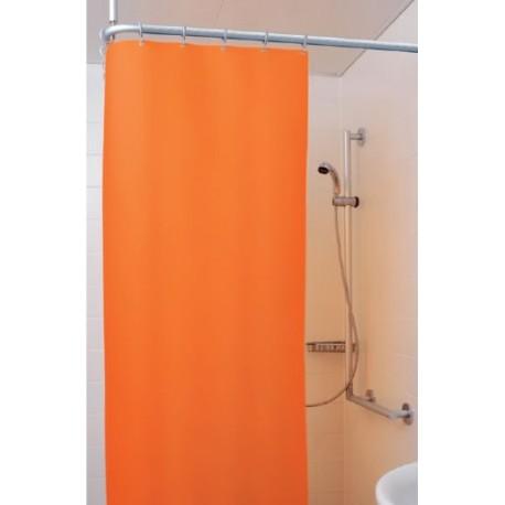 Rideau de douche ropimex cleanique 180x200 cm cq1820 for Longueur rideau de douche