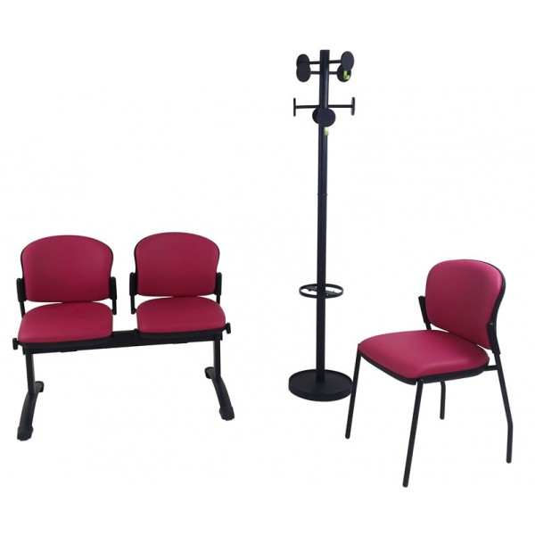 Chaise Salle Dattente Roisel Vog Medical