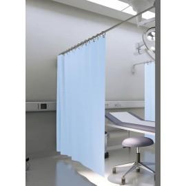 Paravent télescopique médical grande longueur 350 cm