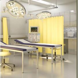 Paravent télescopique médical grande longueur 300 cm