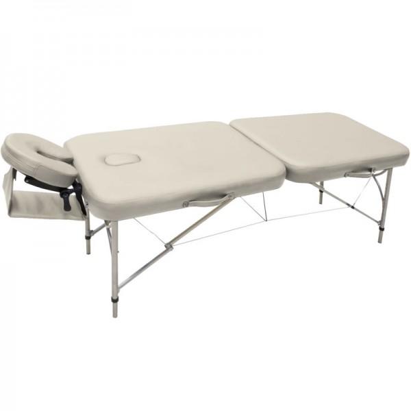 table de massage pliable aluminium. Black Bedroom Furniture Sets. Home Design Ideas