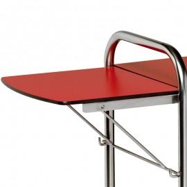 Tablette rabattable pour chariot Tourinox 600x400mm en résine
