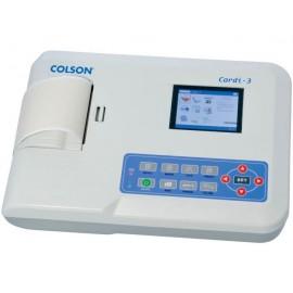 Electrocardiographe 3 pistes Colson Cardi-3