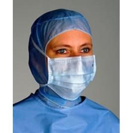 Masque chirurgical 3M 3 plis de Type II à liens (les 100)