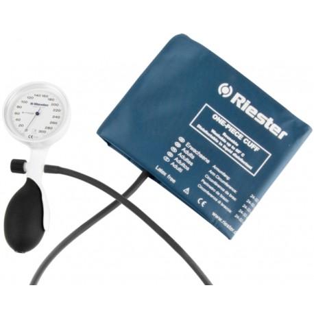 Tensiomètre manopoire Riester e-mega blanc