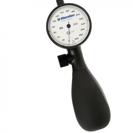 Tensiomètre RIESTER Anti-choc R1, manomètre fond blanc