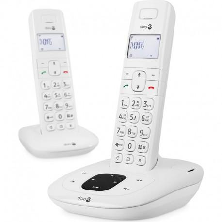 Téléphone fixe sans fil DORO Dect Comfort 1015 duo