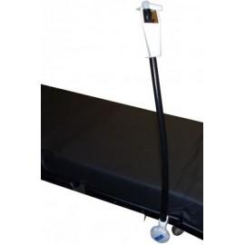 Support télécommande flexible pour DAYSURG