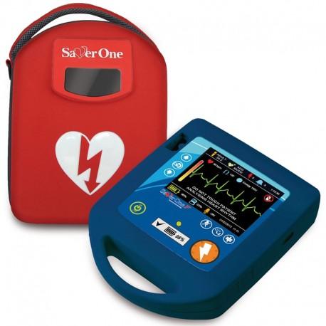 Défibrillateur manuel ou automatique SAVER ONE Professionnel