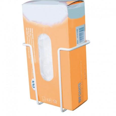 Support boîte à gants pour chariot de change et de toilette