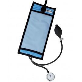 Manchette à pression metpak RIESTER avec boucle de suspension pour perfusion