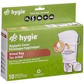 Sacs urinaires pour support HYGIE