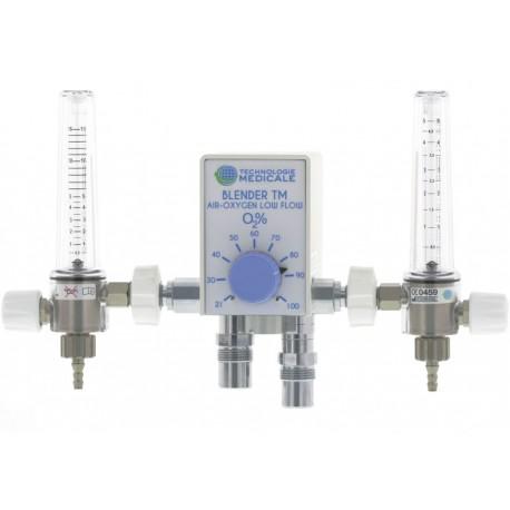 Mélangeur Air Oxygène BLENDER Technologie Médicale