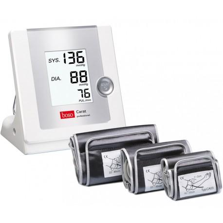 Tensiomètre professionnel BOSO Carat électronique multi-brassard