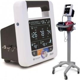 Station de diagnostic Spengler PRO VS CHECK PNI + SpO2 + socle à roulettes