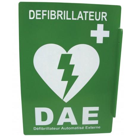 Panneau de signalisation Défibrillateur