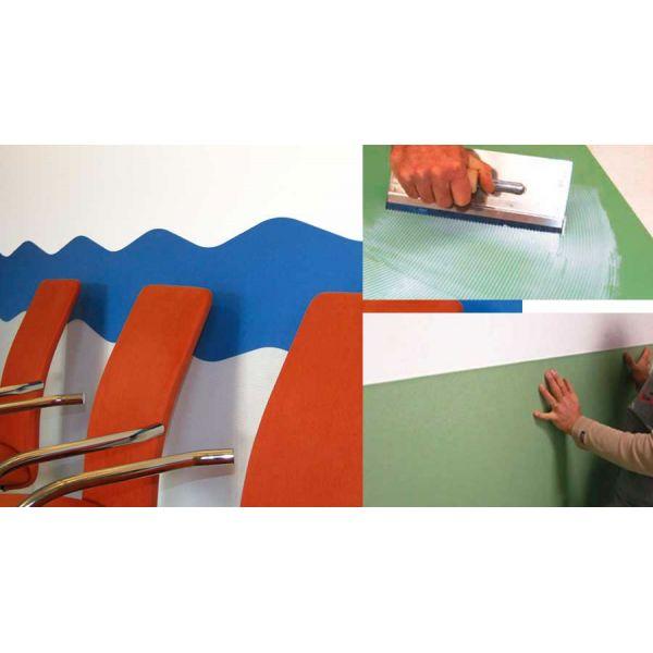 protection murale decoba plax plaque de protection murale. Black Bedroom Furniture Sets. Home Design Ideas