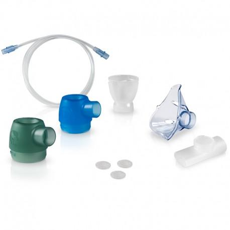 Kit de nébulisation Omron NEB2012 pour Nébuliseur à compresseur DuoBaby NE-C301-E