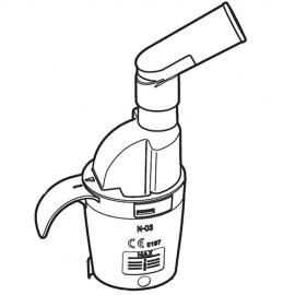 Kit de nébulisation Omron pour compresseurs NE-C803