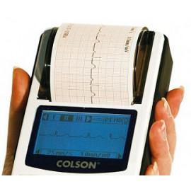 Papier pour ECG Colson Cardipocket