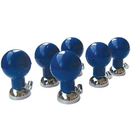 Electrode précordiale Poire bleue