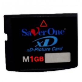 Carte mémoire XD 1 GB pour défibrillateur SAVER ONE