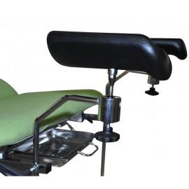 Repose-jambes gynecolique VOG MEDICAL