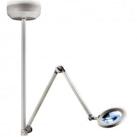 Lampe loupe LED Waldmann OPTICLUX 10-1 P TX
