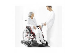 Plateforme de pesée médicale