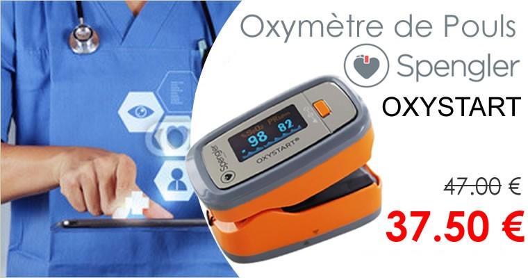 Promotion Saturometre Spengler Oxystart