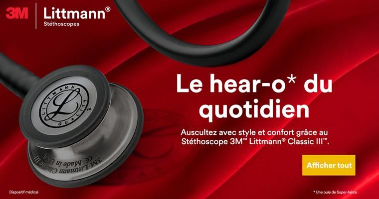 Stethoscope Littmann Classic 3