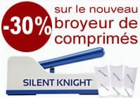 ecrase pilule silent knight 3