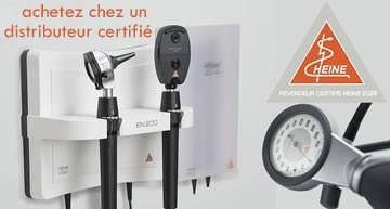 Distributeur certifié HEINE
